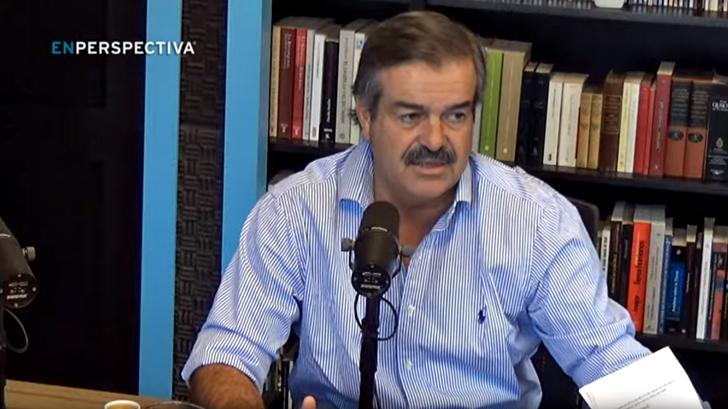 Uriarte: «Soy el representante, dentro del gobierno, de los sectores que el ministerio abarca»