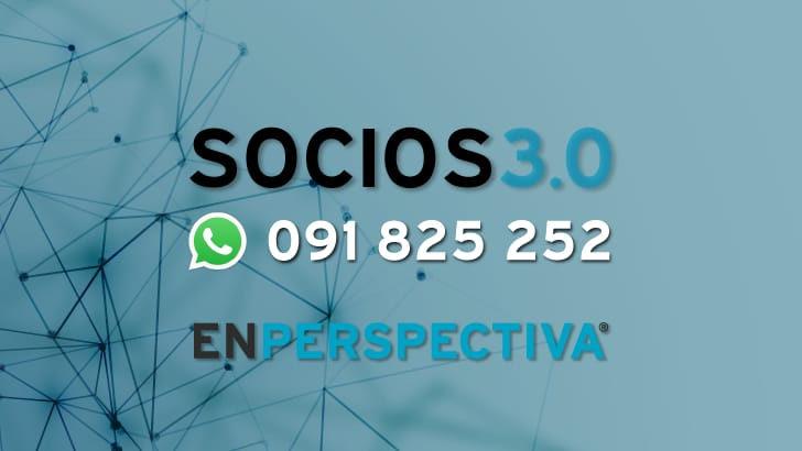 ¿Qué son los Socios 3.0? ¿Por qué resultan fundamentales para el periodismo digital de En Perspectiva? ¿Cómo inscribirse?