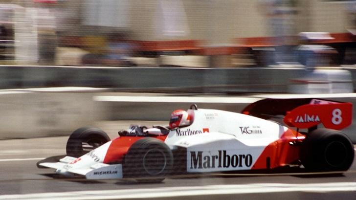 Gente que sabe: la época dorada de la Fórmula 1 con nuestro especialista Danilo Espino (T06P12)