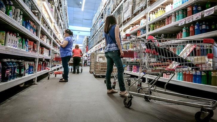 """Cambadu denunció que supermercados se están abasteciendo """"de forma sobredimensionada"""""""