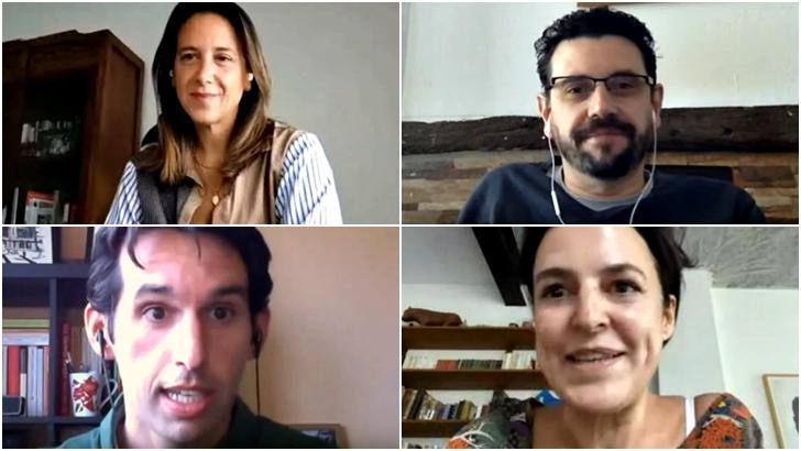 Cuatro tertulianos cuentan su cuarentena en Montevideo, Londres y Buenos Aires (I)