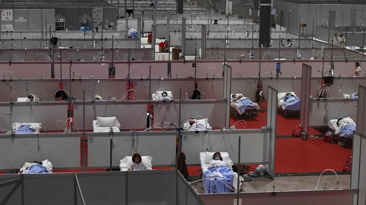 Doctora que se infectó con Covid-19 en España (y se curó) volvió a Uruguay a trabajar