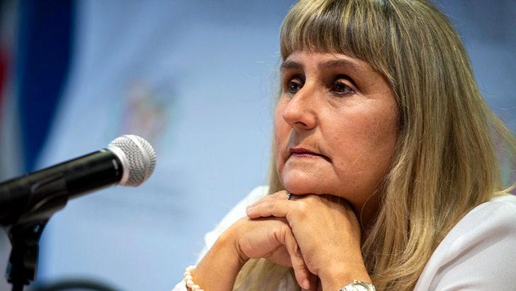 La presidenta del la Institución Nacional de Derechos Humanos (Inddhh), Mariana Blengio, no comparte la decisión del organismo de exhortar al gobierno a concederle una cadena nacional al PIT- CNT para el 1° de mayo ¿Por qué?