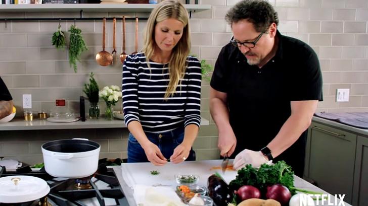 <em>The Chef Show</em> en Netflix con Jon Favreau y el chef Roy Choi