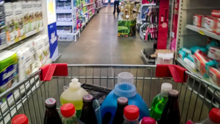 Inflación subió fuertemente en abril y alcanzó casi 11% en los últimos doce meses