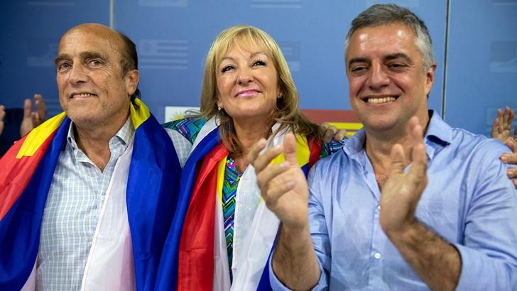 Elecciones Departamentales en Montevideo: FA tiene 20 puntos de ventaja sobre coalición multicolor