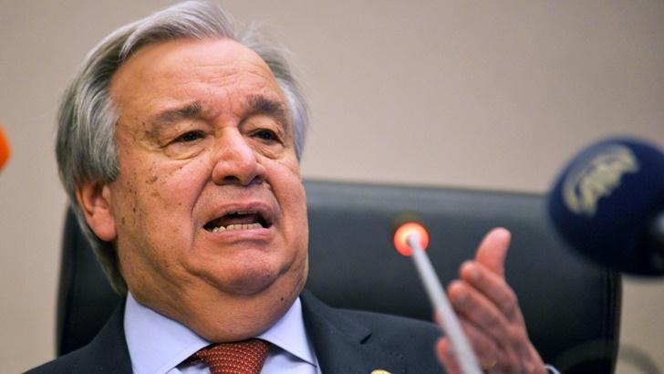 """Secretario general de la ONU dijo que el mundo """"no fue capaz"""" de dar una respuesta coordinada al Covid-19"""