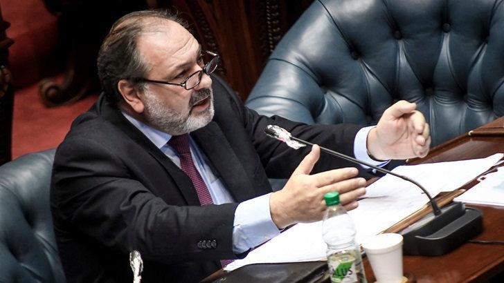 Jorge Gandini (PN): «Hay que tener autoridad moral para hablar de 'caos'» en la discusión de la LUC