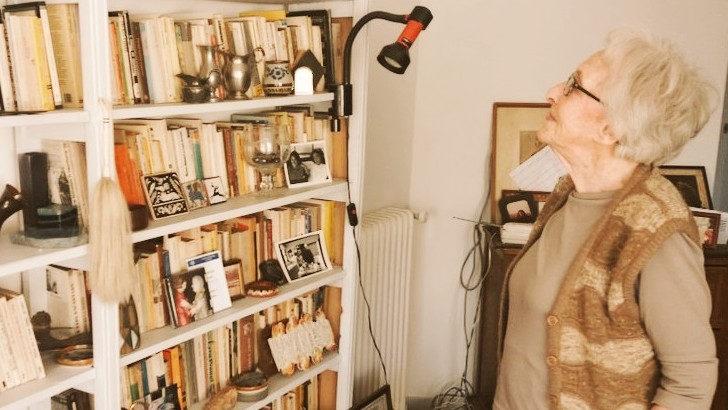 Bajo los efectos de la lectura: Ida Vitale