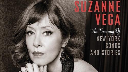 Suzanne Vega: <em>An Evening of New York Songs and Stories</em> (Caminos Cruzados T01P07)