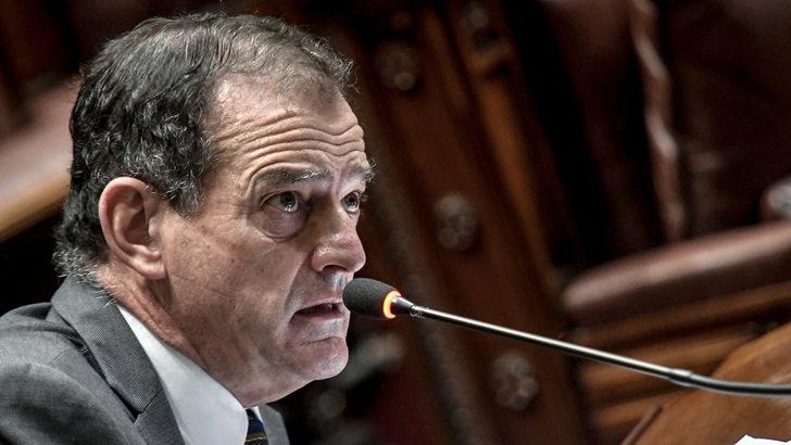 Ciudadanos (PC) votará el desafuero del senador Guido Manini Ríos con «la convicción de comenzar a transitar un nuevo tiempo en la reciente historia nacional»