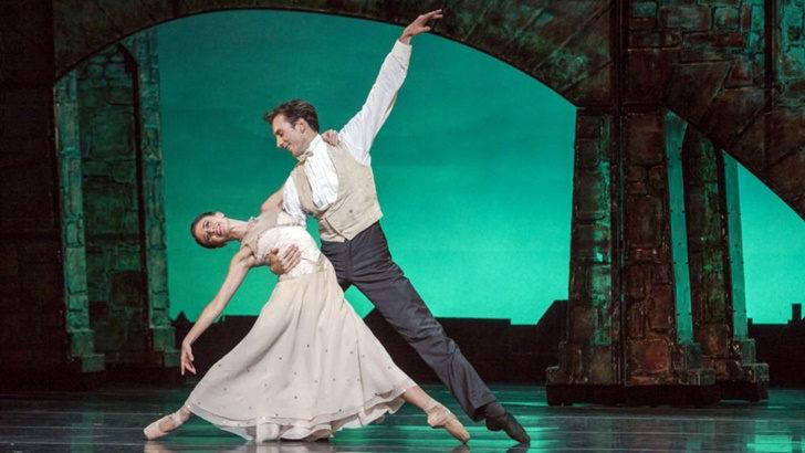 Nadia Mara: La nueva primera bailarina del Ballet del Sodre