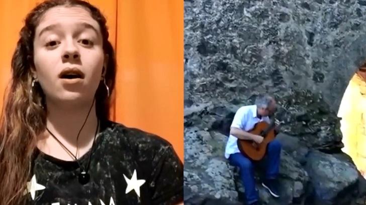 Canciones de Federico García Lorca por la Orquesta y el Coro Juvenil del Sodre