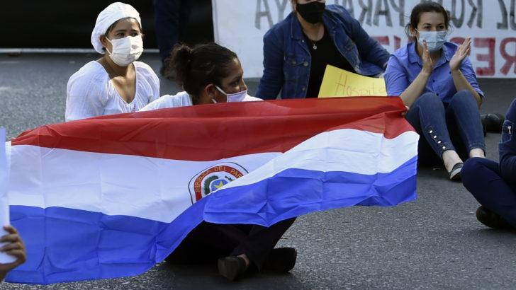 En Paraguay la actividad económica cae a tasas de dos dígitos