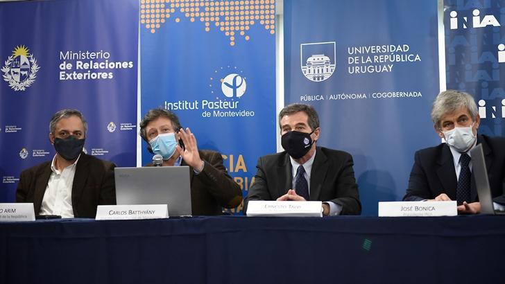 Se lanzó el Centro de Innovación en Vigilancia Epidemiológica: «Un sueño de larga data de los fundadores del Pasteur»