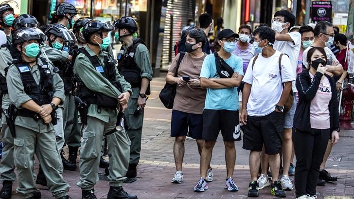 «Posiblemente estos sean los últimos días de lo que conocemos como una Hong Kong independiente»