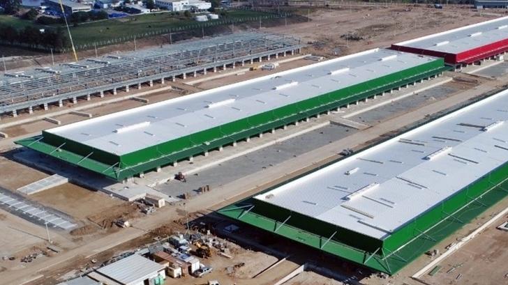 <em>Los ojos de la radio:</em> Avanza la obra del nuevo Parque Agroalimentario