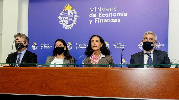 En una operación «exitosa», Uruguay volvió a emitir deuda en mercados internacionales