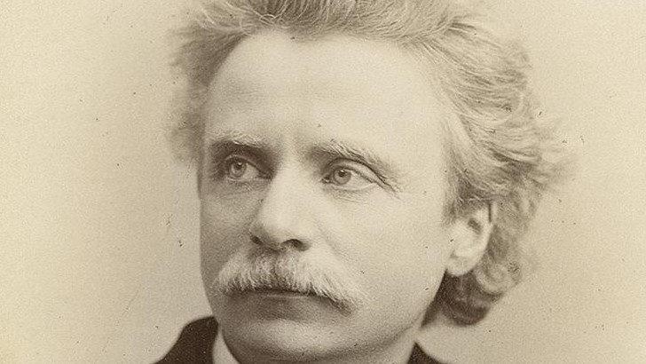 Feliz cumpleaños, Edvard Grieg (Canción de la Noche T01P14)