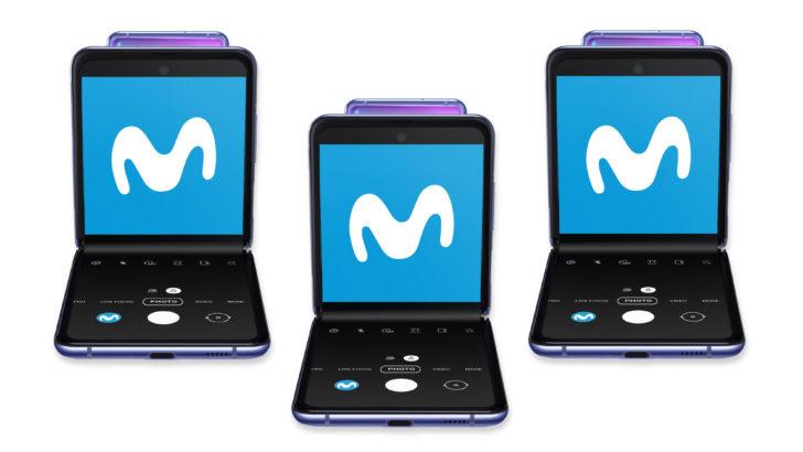 Movistar Uruguay presenta el nuevo smartphone  plegable  Samsung Galaxy Z Flip