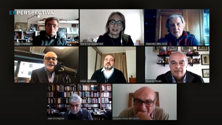 Entrega de premios a los ganadores de las «Historias de cuarentena»