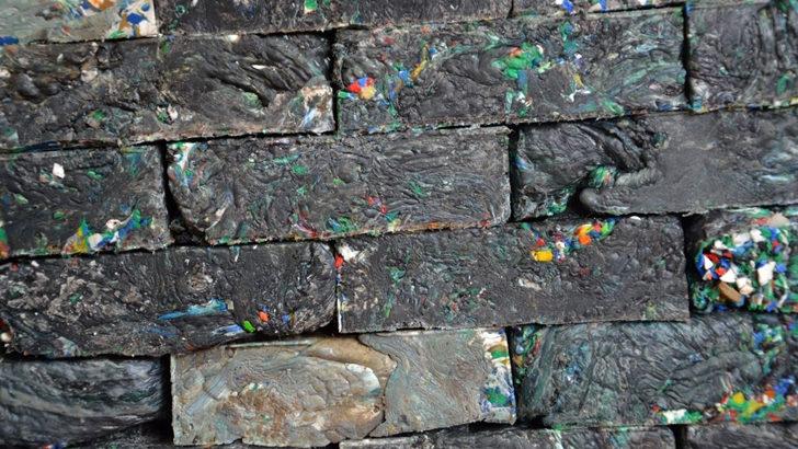 Ladrillos de plástico: SG Plast, fábrica autosustentable que trabaja solo con material reciclado