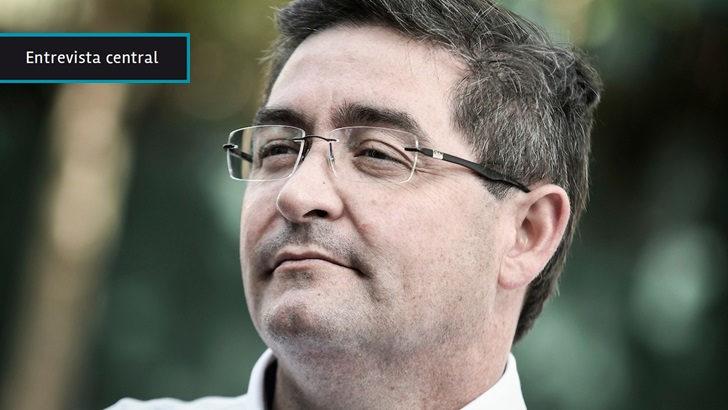 """Leonardo Cipriani (ASSE): """"Estamos totalmente de acuerdo con la política que comenzó Carámbula"""" de elegir directores de hospitales por concurso y """"la pensamos continuar"""""""