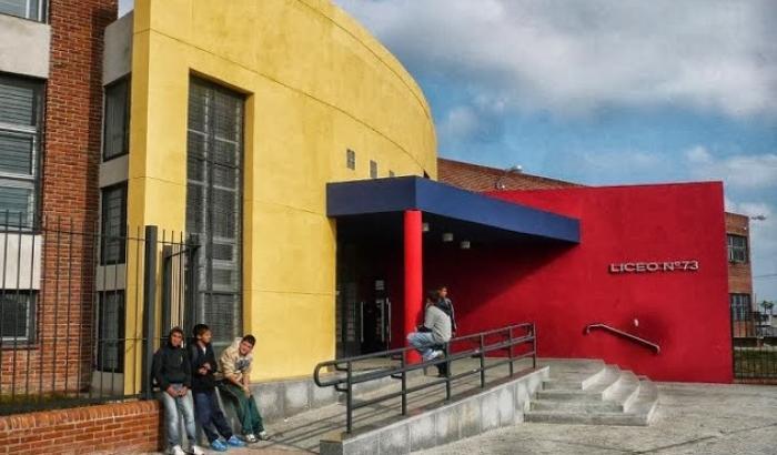 <em>Los ojos de la radio:</em> Taller «Conociendo Montevideo» en el liceo N° 73 de Casavalle