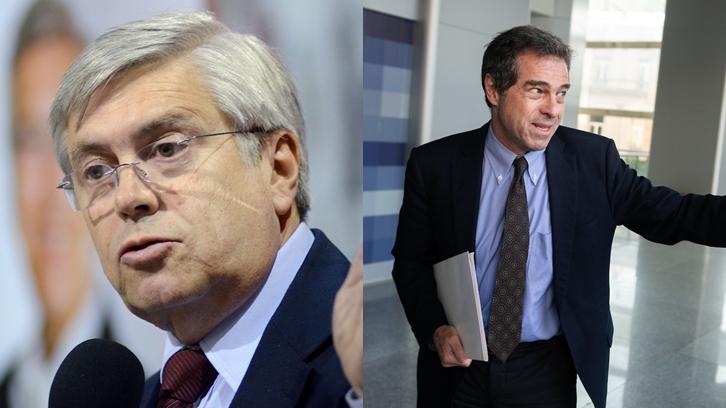 La decisión del ministro Talvi «nos sorprende porque en política una actitud así no es común», dice Tabaré Viera, senador del Partido Colorado