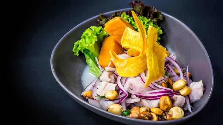 Cocina peruana en Sushi Wok Perú (El Degustador Itinerante)