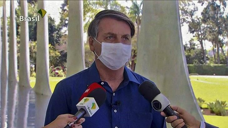 Brasil: Luego de dar positivo de Covid-19, Bolsonaro reivindicó el uso de la polémica hidroxicloroquina