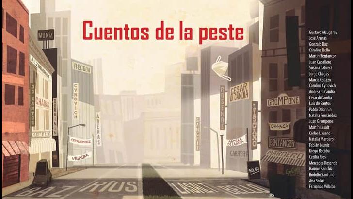 <em>La Conversación</em>: Con Estefanía Canalda, editora de Fin de Siglo acerca de la antología <em>Cuentos de la peste</em>