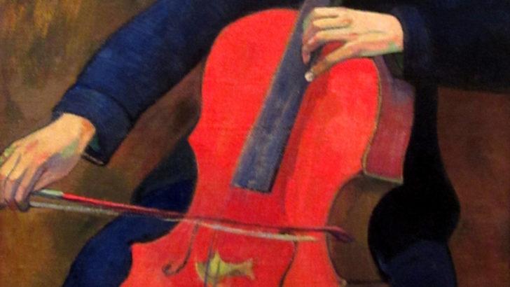 Pasión por el violonchelo