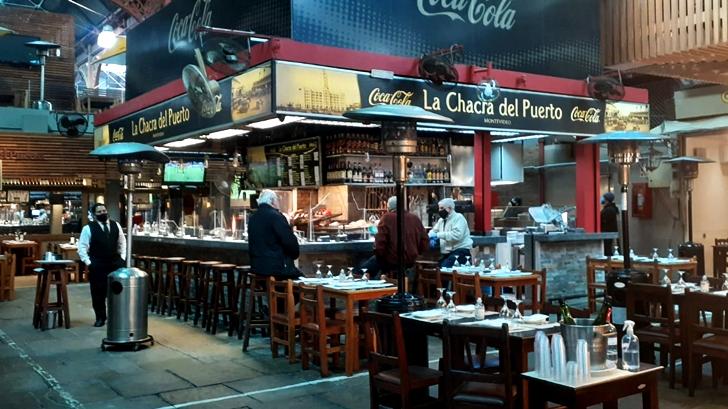 <em>Los ojos de la radio</em>: Reabrió el Mercado del Puerto