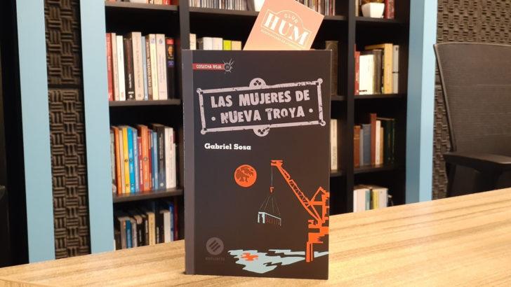 <em>La Conversación</em>: Con el escritor, periodista y editor Gabriel Sosa