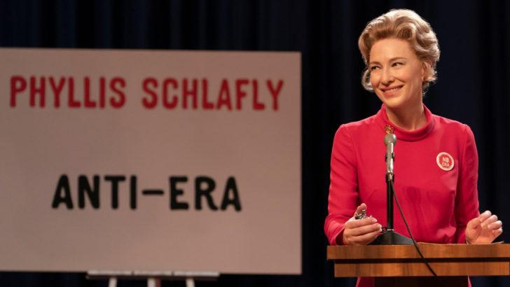 <em>Mrs. America</em>. Phyllis Schlafly y la derrota de la Enmienda de Igualdad de Derechos en los en los años 70