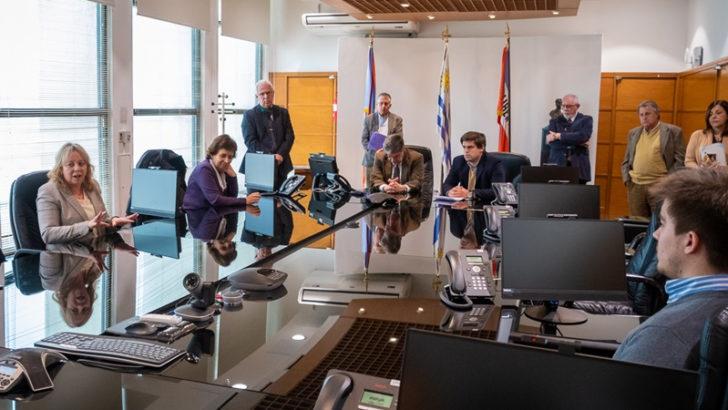 Nuevo acuerdo de cooperación entre UTE y la UTEC