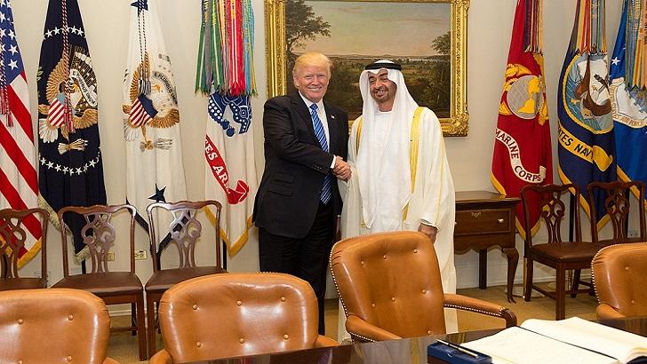 Mohamed Bin Sayed (EU) - Donald Trump (USA)