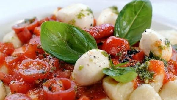 Comida italiana con Marcelo Banchieri, chef de Siracusa (El Degustador Itinerante)