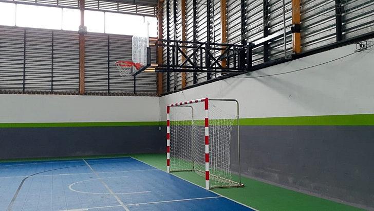 <em>Los ojos de la radio</em>: La plaza de deportes N° 6 en La Teja renovó sus distintos espacios