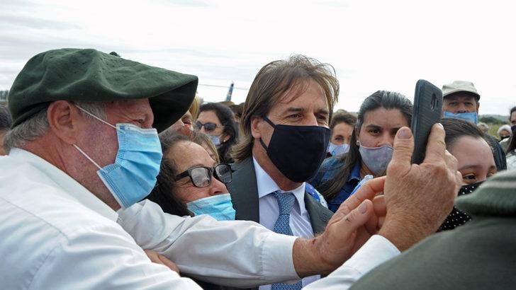 Inauguró ayer el Polo Educativo Científico Tecnológico Binacional en Salto Grande, con la presencia del presidente