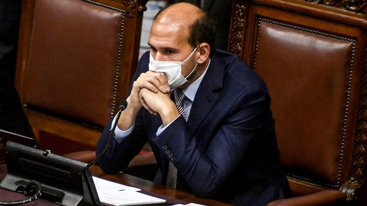 Martín Lema implementa medidas de austeridad en Diputados: «La ciudadanía espera el cuidado de cada peso, porque todo mueve la aguja»