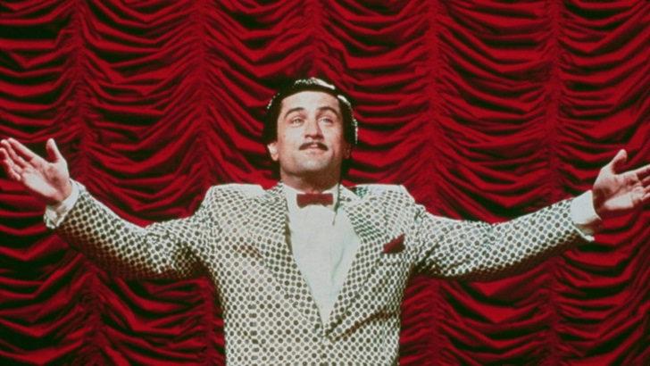 Capítulo 9: <em>El rey de la comedia</em> y el segundo punto de giro (Algo Traman T01P09)