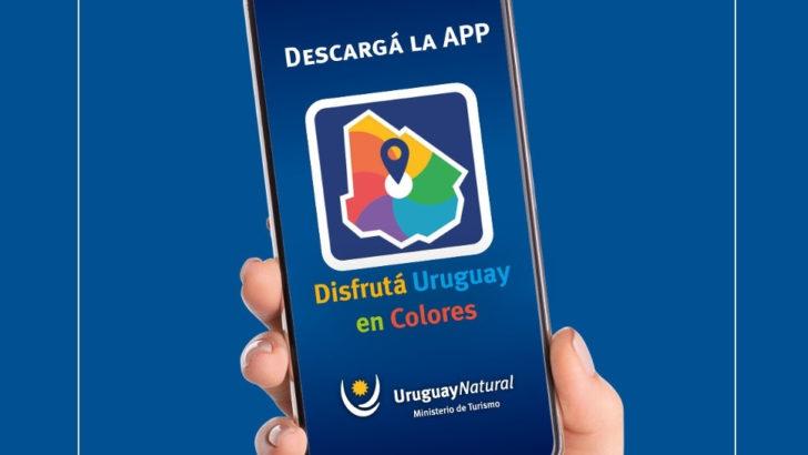 Uruguay en colores: una app para redescrubir nuestro país y ganar premios