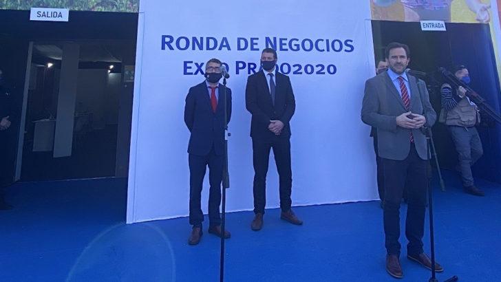 Ministerio de Turismo con doble presencia en la Expo Prado 2020