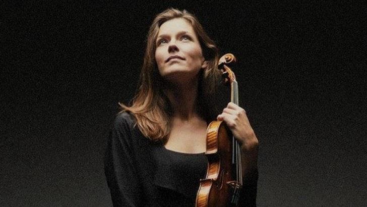 Grandes violinistas de nuestro tiempo (Canción de la Noche T01P35)