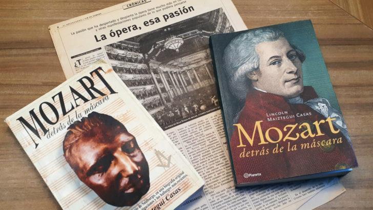 Recuerdo de Lincoln Maiztegui, el amante de la música