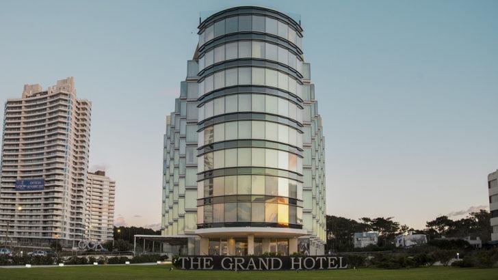 The Grand Hotel – Punta del Este anuncia su reapertura bajo estrictos protocolos sanitarios