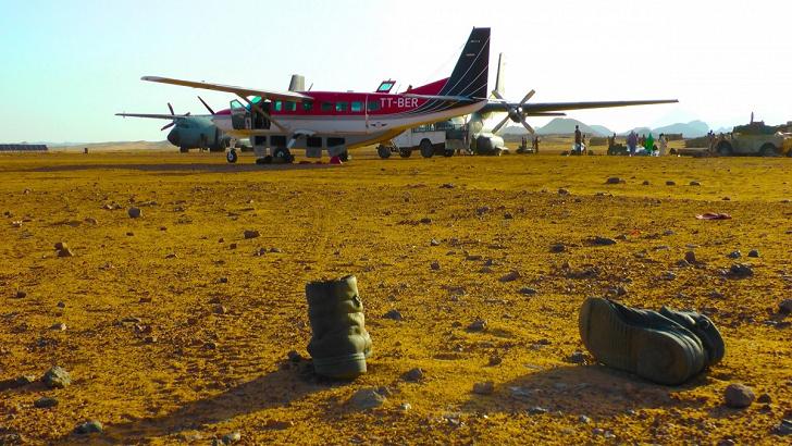 <em>La hora global:</em> El Sahel nos explota en la cara. Leo Harari y su «Vergüenza»  (T02P15)