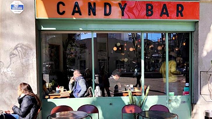 Candy Bar y la cocina en pequeños platos (El Degustador Itinerante)